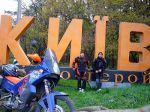 Kiev-Odessa-Mailand Abenteuertour Okt./Nov. 2007