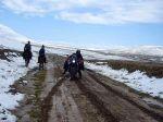 Größere Aufgaben im mongolischen Altai