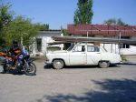 Schwertransport in Kasachstan