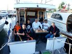 Zu Gast auf Tolgas Yacht im Bosporus