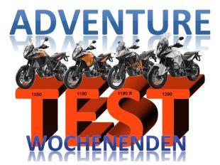 Adventure Testtage - das gibt es nur bei uns!