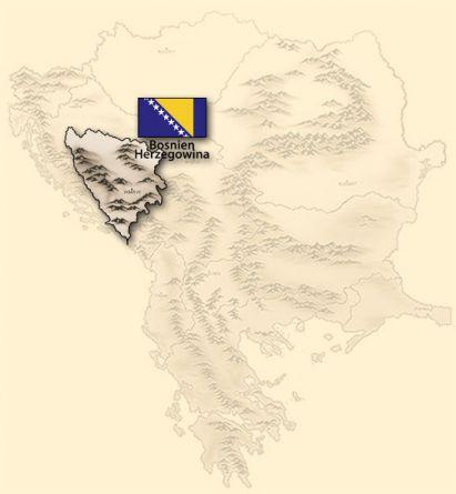 Bosnien-Herzegowina Länder-Info