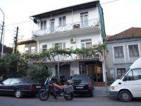 Hotel in Batumi abseits der Strandpromenade.