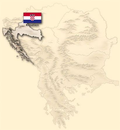 Kroatien  Länder-Info