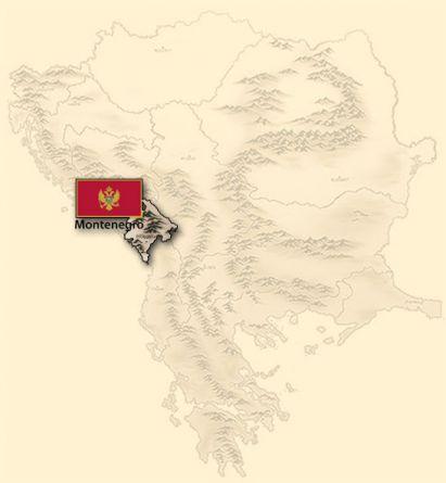 Montenegro Länder-Info
