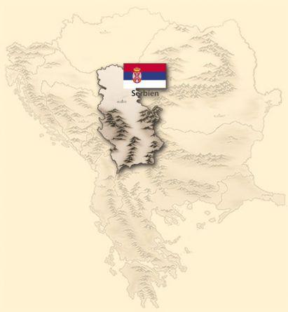 Serbien Länder-Info